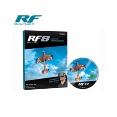 REALFLIGHT 8 SOFTWARE ONLY